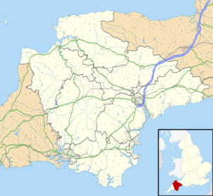 Devon or Devonshire